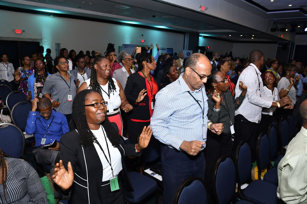 2019 Conference Jamaica