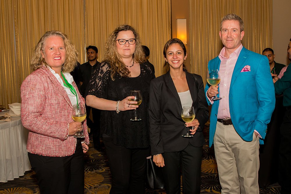2017 ICAC Conference - Cocktail Reception
